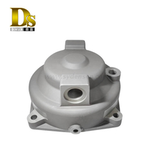 Densen Customized aluminum Gravity casting and machining and surface anodizing break cylinder cover or cylinder head cover
