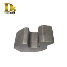 Densen Customized steel ZG16MN cast steel Silica sol investment casting parts, casting steel product for agricultural machine