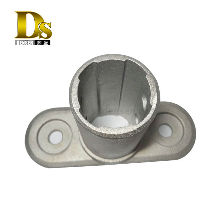 Densen customized stainless steel silicon sol casting splined hub with flange,Splined Flange or Splined Hub