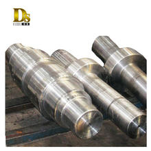 Customized Precision Steel Forging Gear Driving Spline Shaft