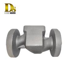 Densen Customized steel Silica sol investment casting control valve body,hydraulic valve body or body valve