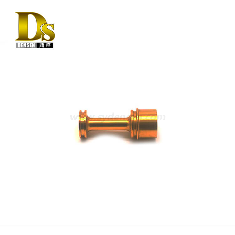 Densen Customized Copper Pressure Die Casting Locomotive Components for train products