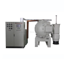 New type design vacuum rapid tempering furnace with gas coolingVTF7712