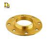 OEM Copper Brass Casting Flange Or Forging Flange