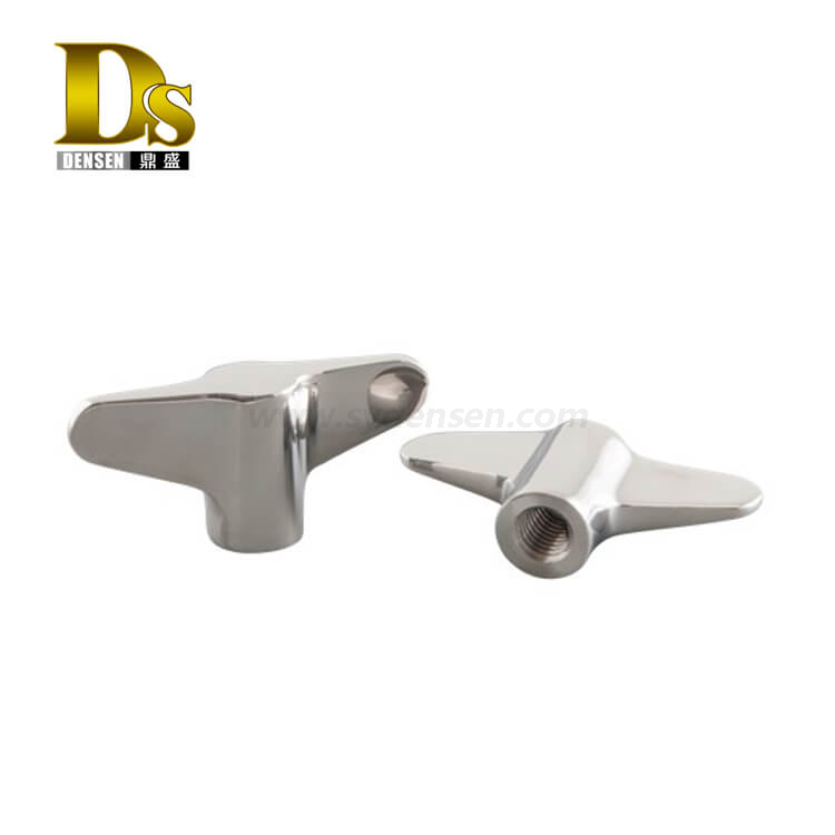 Densen Customized Wing Grips & T Handle Knobs consists of plastic (thermoplastic & bakelite) hand knobs & screws