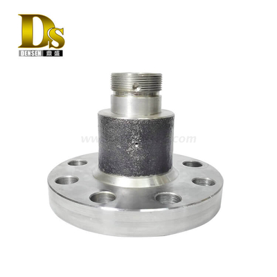 Densen Customized WCC steel Water glass Casting and machining valve Bolted bonnet for gate valve, China outsourcing casting