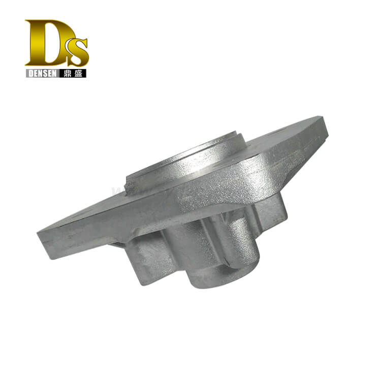 Densen Customized Aluminum alloy ADC12 Gravity casting and machining hydraulic cylinder cap,china oem die casting manufacture