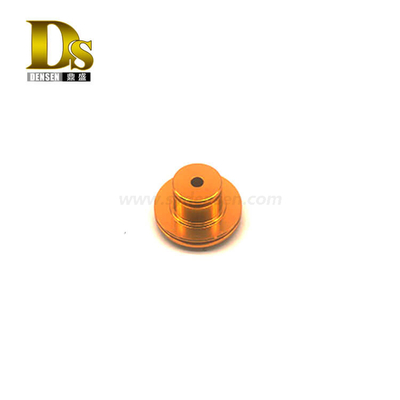 Densen Customized Advanced copper pressure die casting products parts for locomotive components train parts