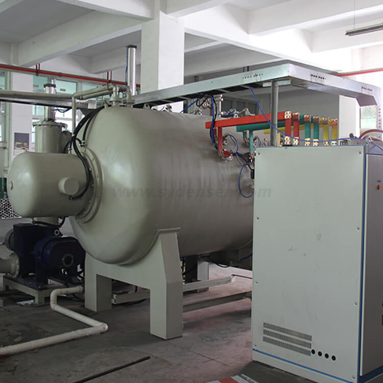 Appropriate prices cheapest small high temperature vacuum brazing furnace VHB446