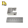 Densen Customized stainless steel 304 Silica sol investment casting and Machining and mirror polished door hinge holder