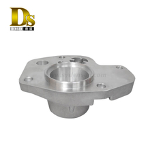 Densen Customized aluminum Gravity casting and machining and surface anodizing machine cover,aluminum die casting part