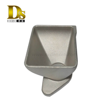 Densen Customized stainless steel 316LSilica sol investment casting Hopper for cookware, casting cookware or cast iron cookware