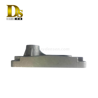 Densen Customized aluminum precision casting or die casting, precoated sand casting and machining cover for high speed rail