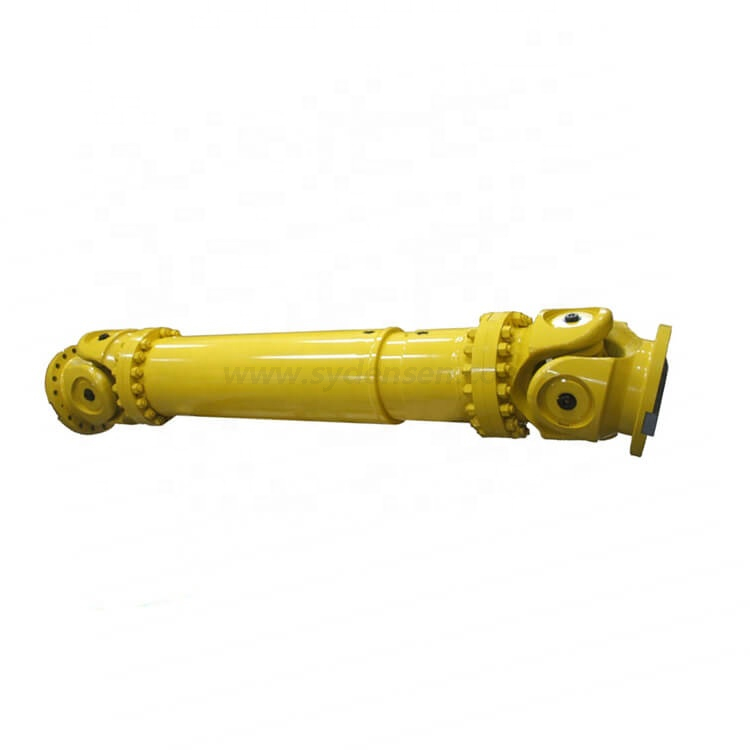 Densen customized universal coupling,universal joint couplings,universal shaft coupling