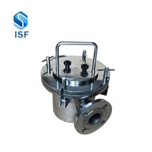Easy-cleaning 12000GS Strong Magnetic Separator for Liquid Treatment Filter Handle Tiny Iron Removal