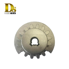 Densen Customized stainless steel 304/316 Silica sol investment casting and machining Spur gear,small spur gear