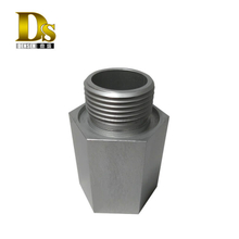 Densen Customized aluminum machining pipe fittings, high quality aluminum pipe fitting