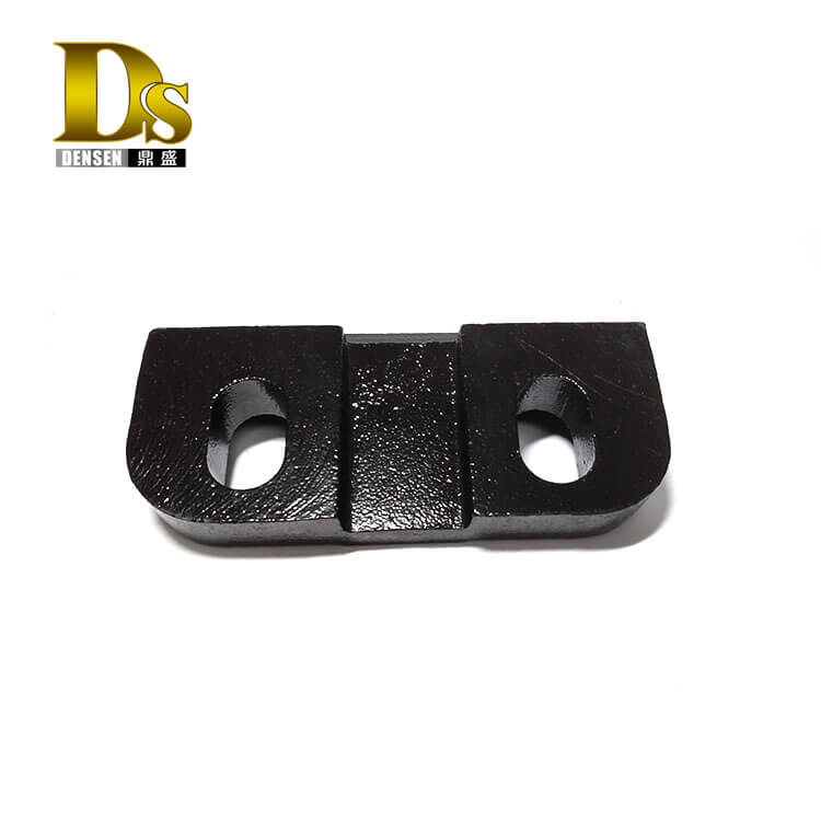 Densen Customized Ductile iron clay sand casting Spray paint forklift parts,casting ductile iron fcd45,ductile iron parts