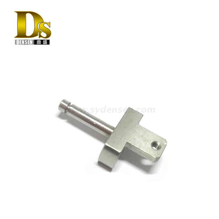 Densen Customized Alloy steel machining parts for Machining parts for ultra small shaft parts