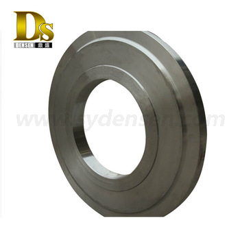 Densen customized Super large Alloy steel rotary table slewing bearing ring for excavator