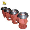 Customized Sand Casting with Machining Parts for Industrial Equipment