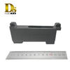 Densen Customized Cast aluminum 111 Gravity casting Soft black anodizing parts for high-speed rail
