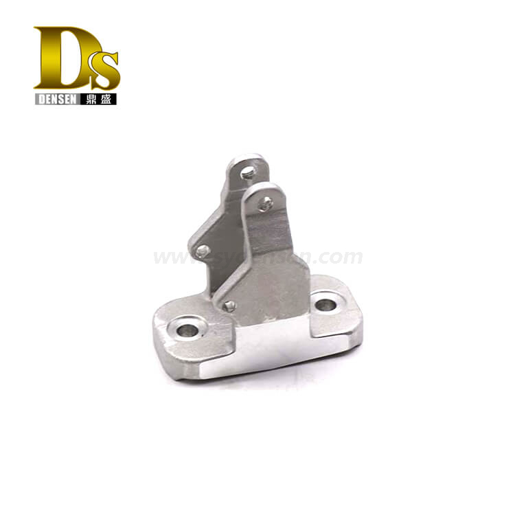 Densen Customized aluminium machinery high pressure die casting components for train
