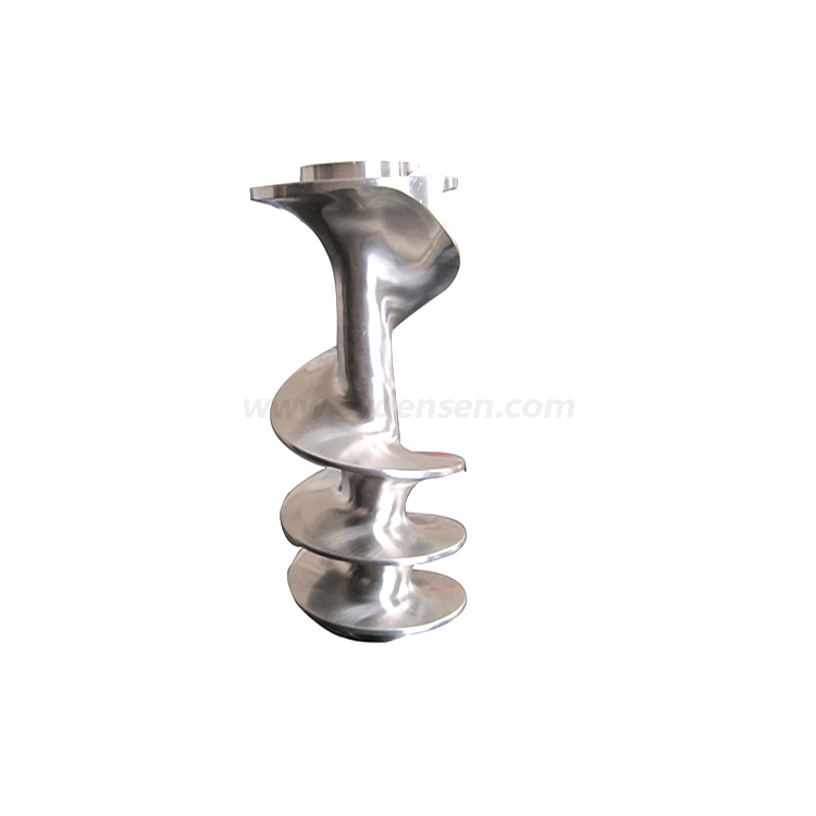 Densen customized High-quality Precision Lost Wax Investment Casting Foundry 304 stainless steel plate manufacture