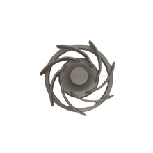 Densen Customized hot Alloy Steel Pump Impellers Parts Investment Casting Parts