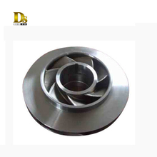 Custom Stainless Steel Precision Investment Casting Submersible Pump Open Enclosed Impeller