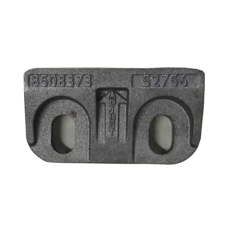 Densen customized Aluminum sand casting and machining cnc parts alloy steel casting parts,forklift parts