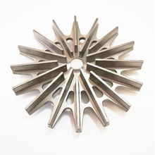 Densen Customized Stainless Steel Casting Impellers of Casting Supplier