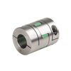 Densen customized 45 # steel Air compressor flexible jaw coupling